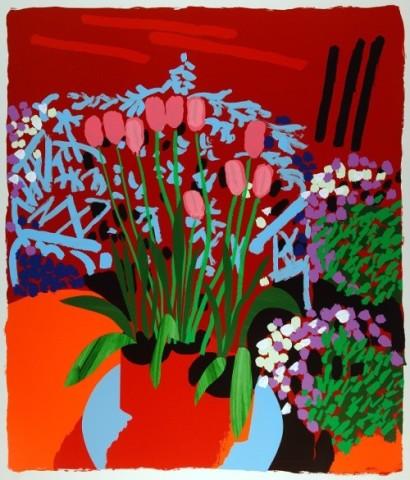 Bruce McLean, Tall Dutch Tulips