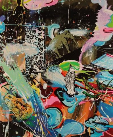 Daniel Balwin, The Flood