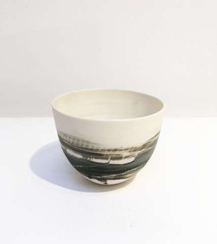 Ali Tomlin, Small green bowl