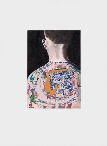 Peter Blake, Tattooed People - Max