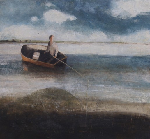 David Brayne RWS, Large Fish