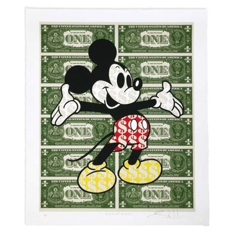 Ben Allen, Monster Mickey