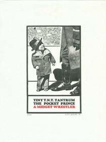 Peter Blake, Tiny Tim T.N.T. , 1973