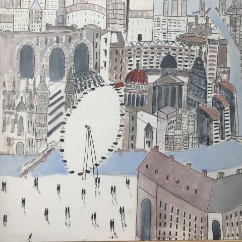 David Wheeler, City-Life