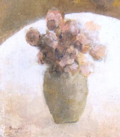 David Brayne RWS, Chinese Vase