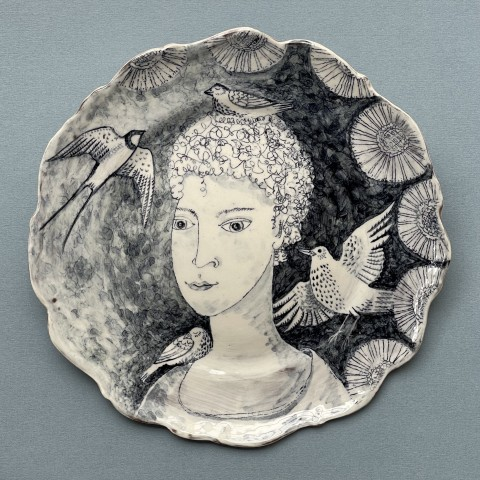 Georgina Warne, Listening to The Birds