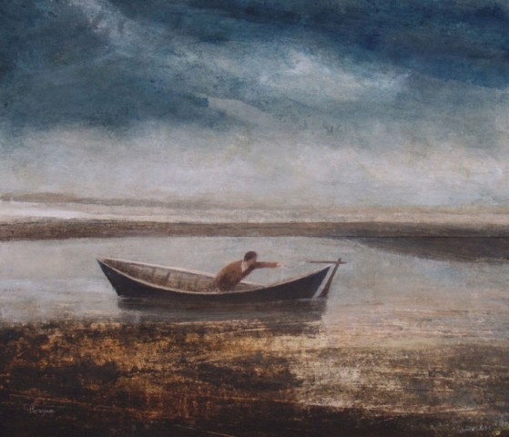 David Brayne RWS, Shallow Draughts