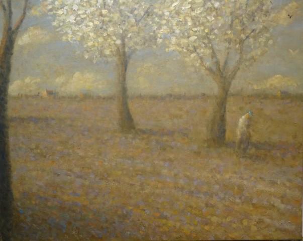 Nicholas Turner RWA, Springtime Again