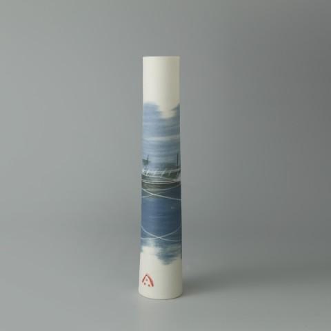 Ali Tomlin, Single Stem - Blue Scenes