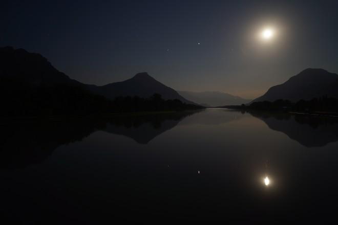 Leo Darwin Vogel, Reflections, Bavaria