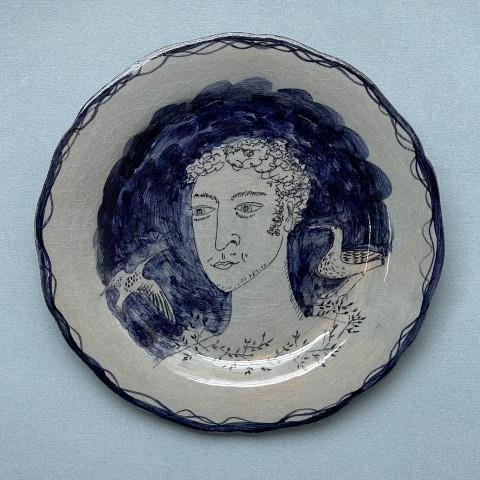 Georgina Warne, Mr Clare's Curlew