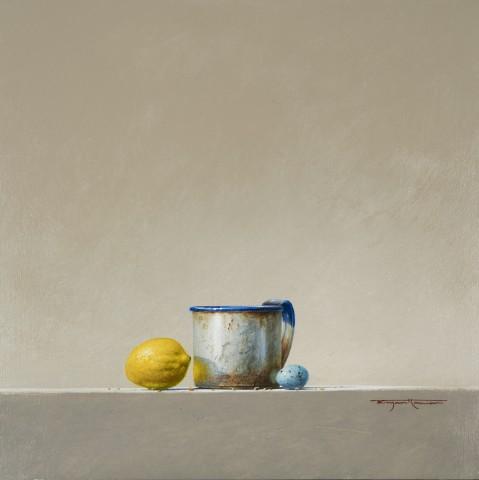 Bryan Hanlon, Lemon and Thrush Egg
