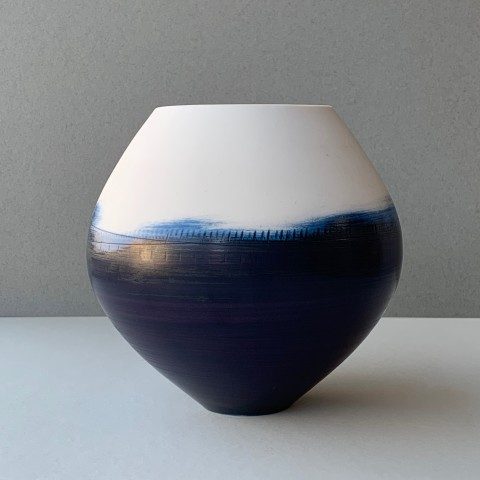 Ali Tomlin, Spherical - Indigo