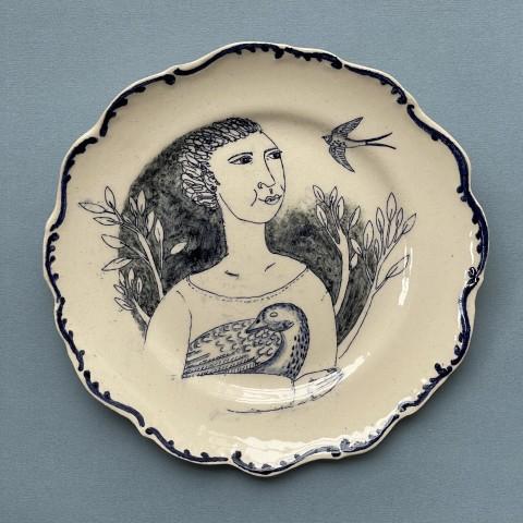 Georgina Warne, The First Swallow