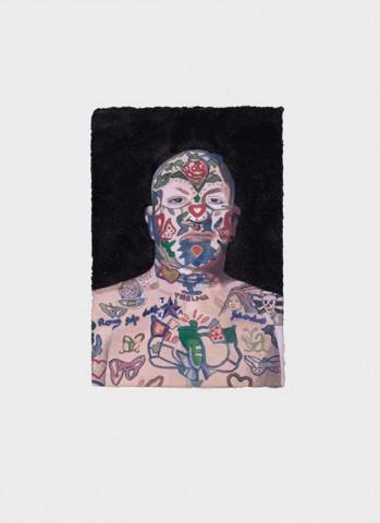 Peter Blake, Tattooed People - Ron