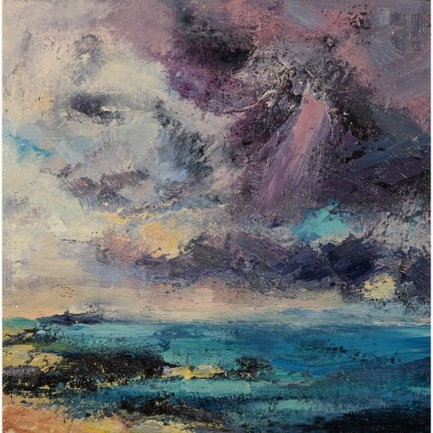 Nicola Rose, Wild Sky of Iona