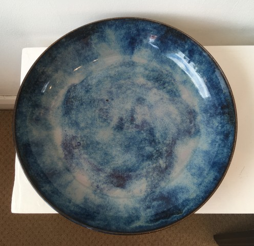 Peter Mumford, Large Blue Bowl