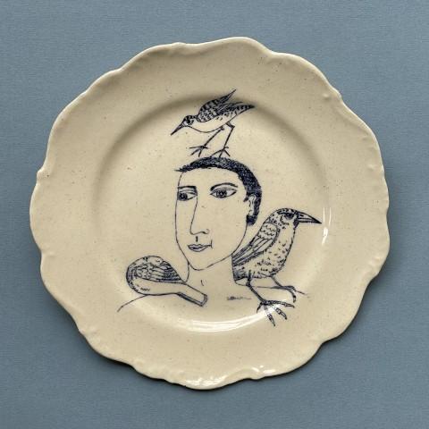 Georgina Warne, Francis and The Birds
