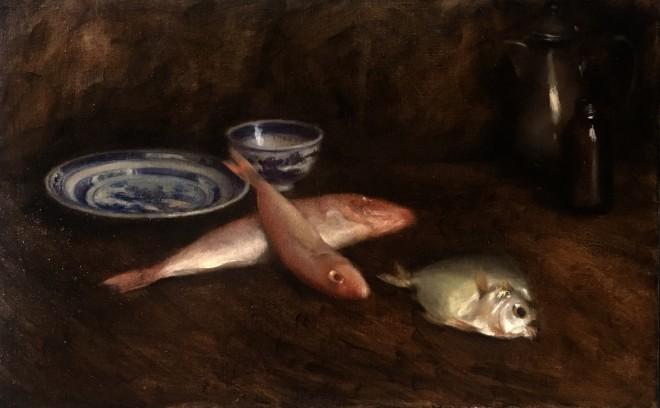 Nneka Uzoigwe, Fish Supper!