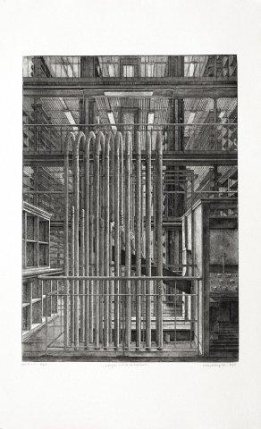 Le Bureau des ordres, Le Magasin Central des Imprimés, planche 2