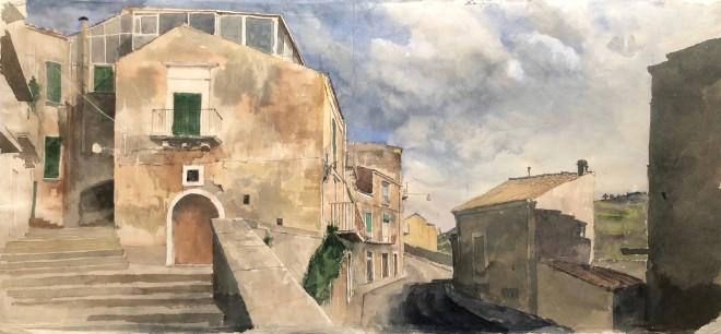 Charles-Élie Delprat, Raguse, Sicile, 2017