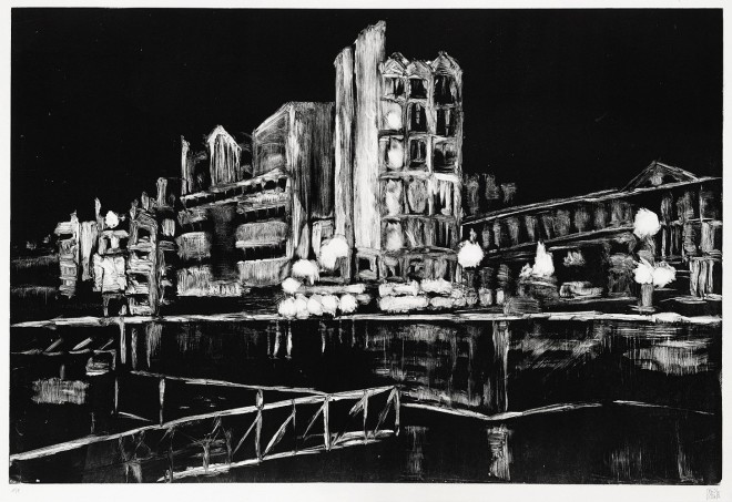 Nocturnes - Rue de Rome #1