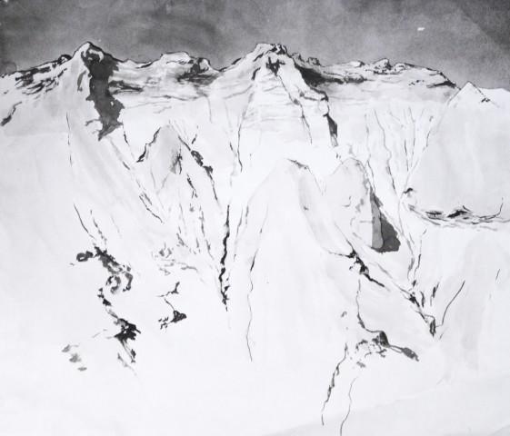 Valle de la Luna, région d'Antofagasta, Chili