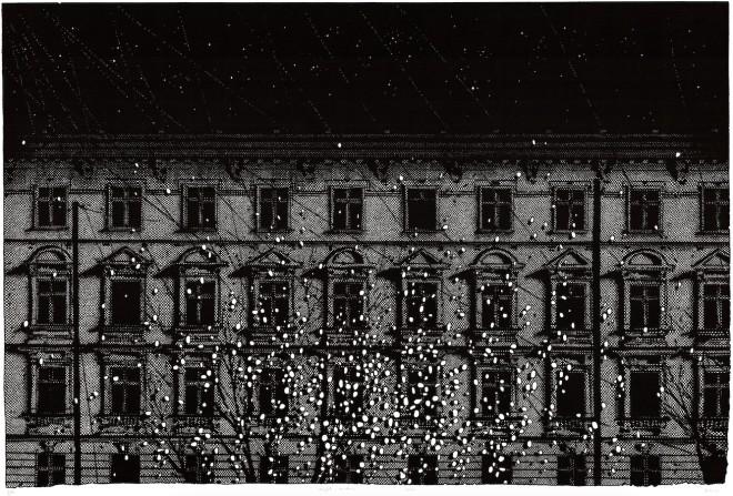 Nuit et fenêtres