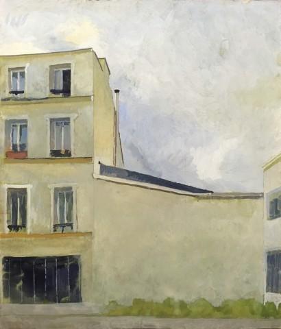 Paris, rue Popincourt