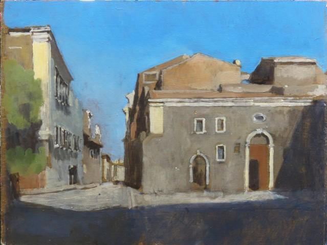 Catane, piazza Asmundo di Gisira