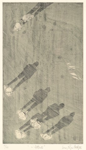 Louis-René Berge, L'Attente, 1976