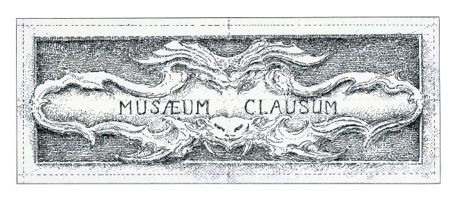 Érik Desmazières, Musæum Clausum, 2009