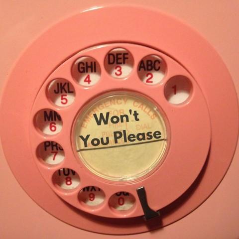 Won't You Please