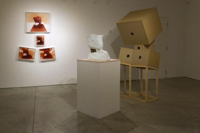 Martin Newth: Material Matters