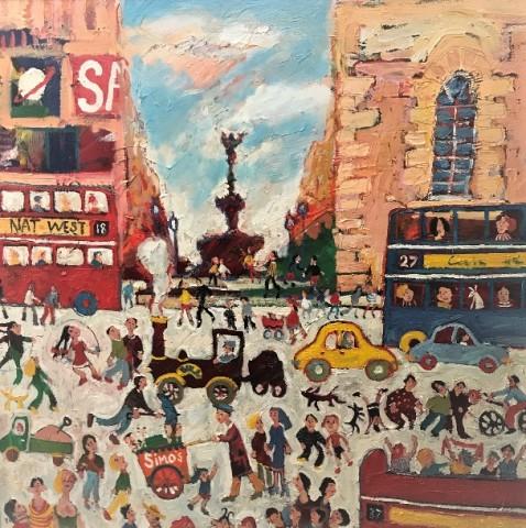 Simeon Stafford, Piccadilly Circus