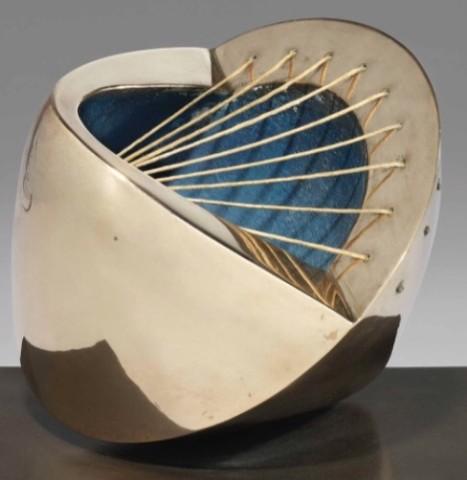 Barbara Hepworth, Sculpture With Colour, 1940
