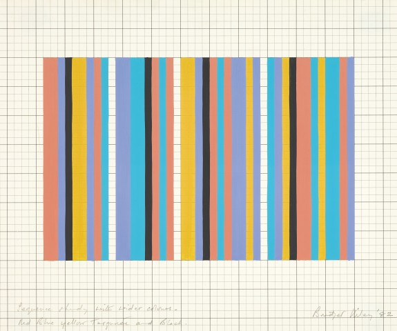 Sequence Study With Wider Colours