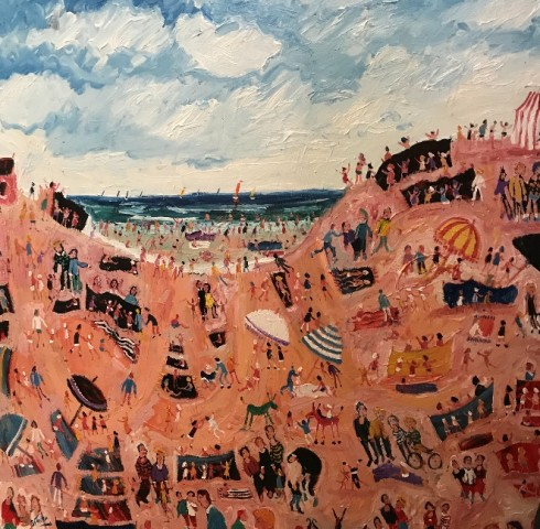 Simeon Stafford, Beach and Sea