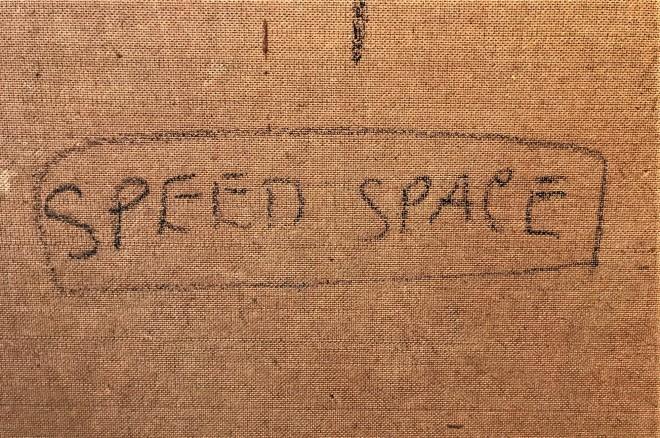 Upsurge No. 3 (Speed Space)