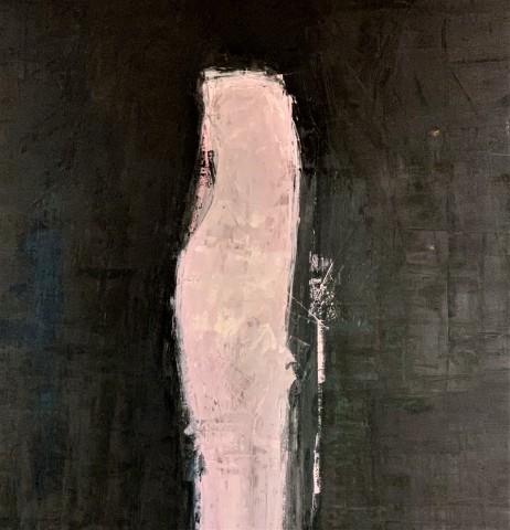 Peter Kinley, Standing Figure, 1962-1963