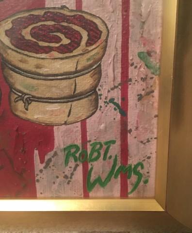 Robert Williams, Cat Food