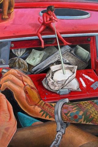 Thomas Gieseke, Rotten Ronny's Last Ride