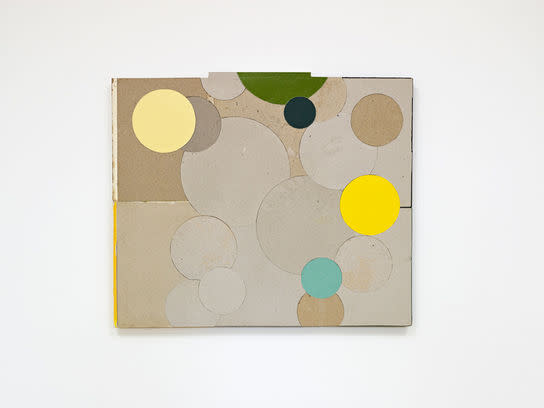 The All Colour Book of Birds Jonathan Callan 2011 paper and wood 70 x 60 x 1 cm