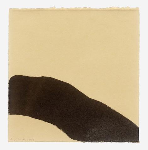 Hiroko Nakajima, #018124  Kleine Welle 3, 2007