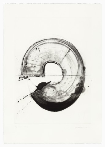 Takesada Matsutani, #021621  Cercle 16-2 (Black), 2016