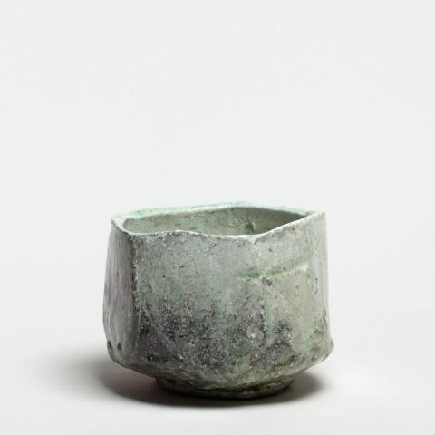Kei Tanimoto, #021290  Teeschale (chawan), Iga-Typ, 2016