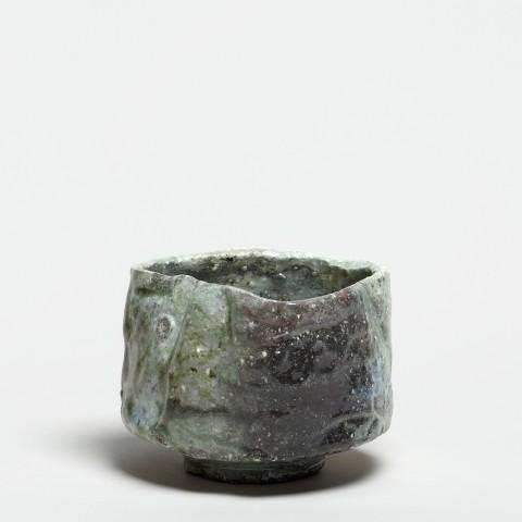 Kei Tanimoto, #021289  Teeschale (chawan), Iga-Typ, 2016
