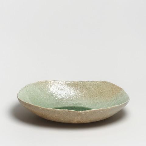 Kei Tanimoto, #021336  Schale, Iga-Typ, 2016