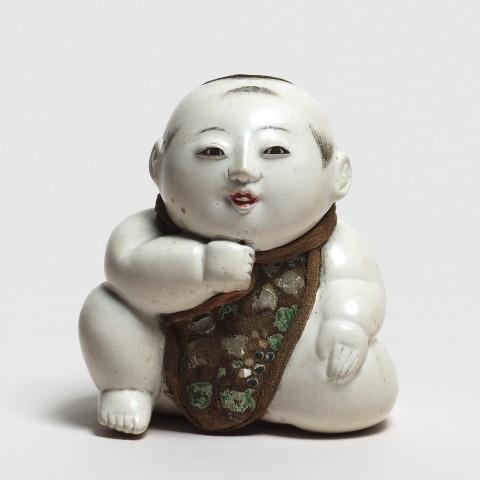 Ningyô, #019864  Gosho-Ningyô, Edo-Zeit