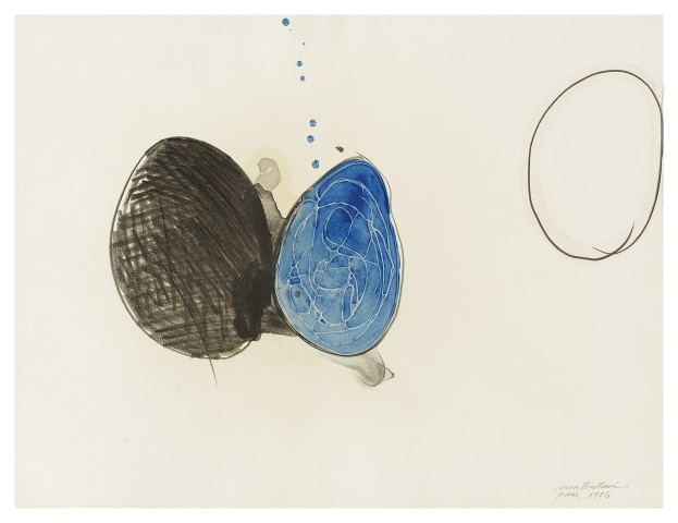 Takesada Matsutani, #002434 Ohne Titel, 1987